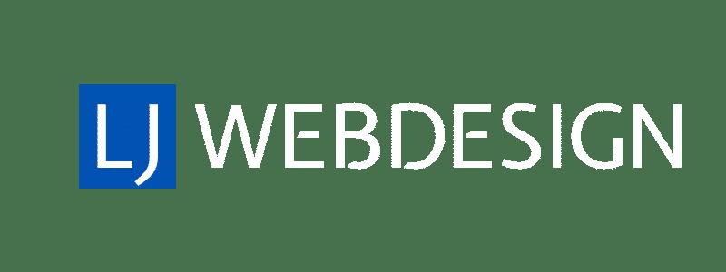 Logo LJ webdesign